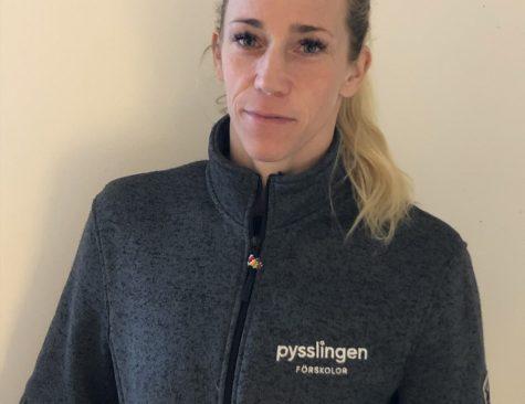 Cecilia Johansson Förskollärare